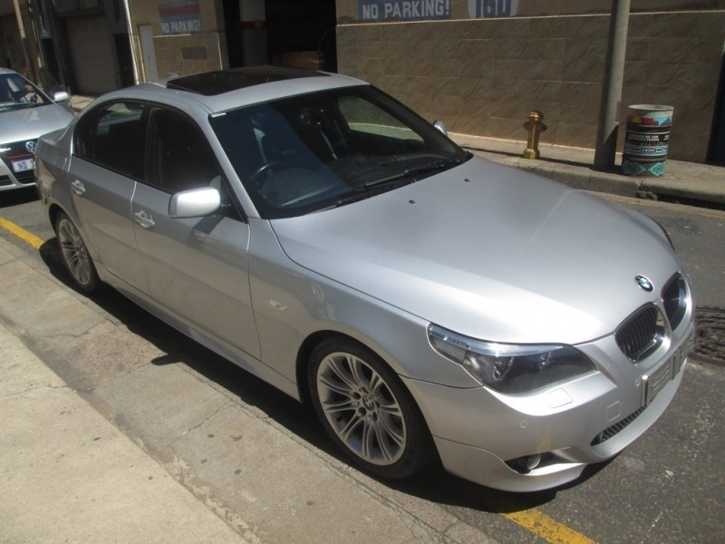 used bmw 5 series 530i sport a t e60 for sale in kwazulu. Black Bedroom Furniture Sets. Home Design Ideas