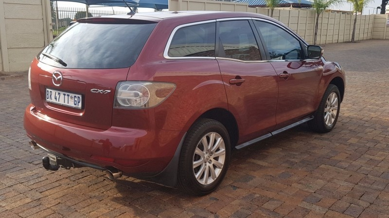used mazda cx 7 2 5 dyn a t finance available country wide del for sale in gauteng. Black Bedroom Furniture Sets. Home Design Ideas
