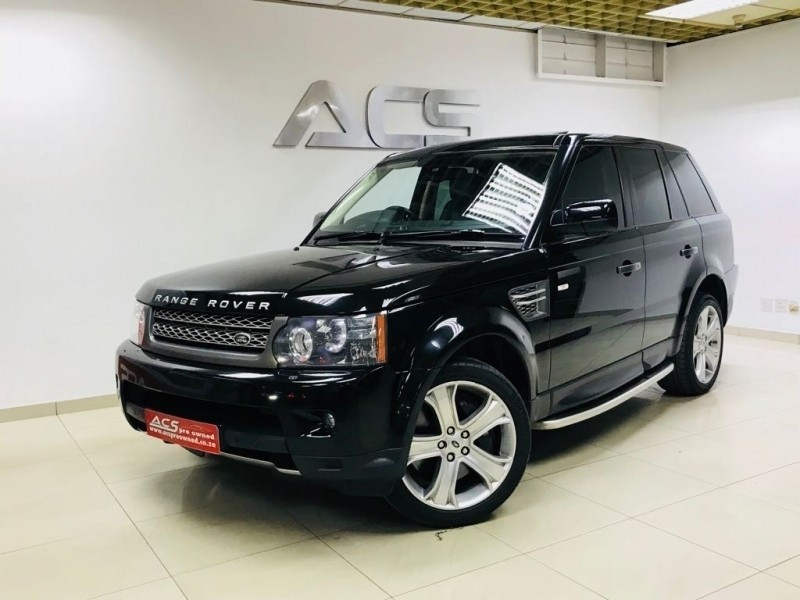 used land rover range rover sport 5 0 supercharged hse dynamic fully loaded for sale in gauteng. Black Bedroom Furniture Sets. Home Design Ideas