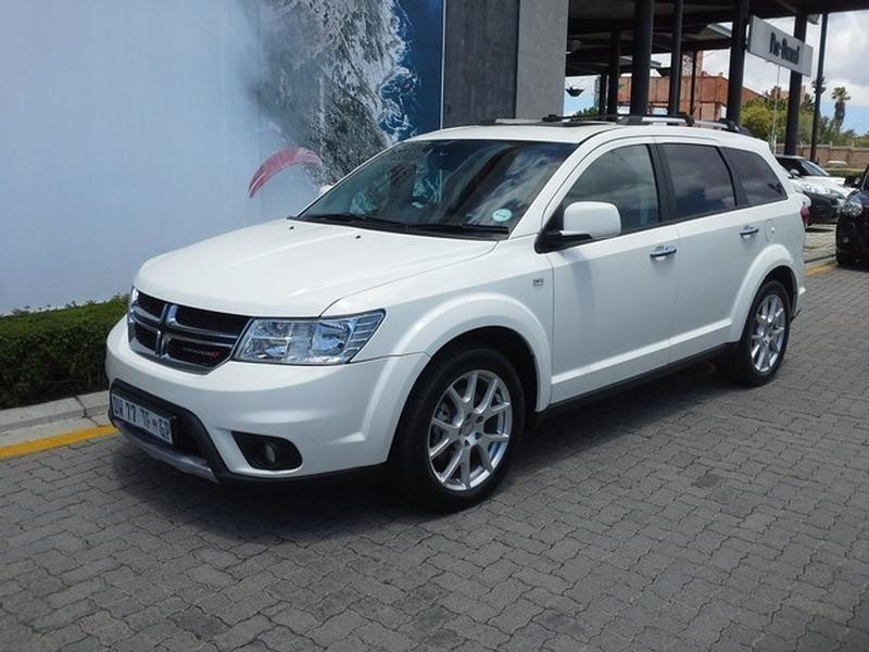 used dodge journey 3 6 v6 r t a t for sale in western cape id 2898384. Black Bedroom Furniture Sets. Home Design Ideas