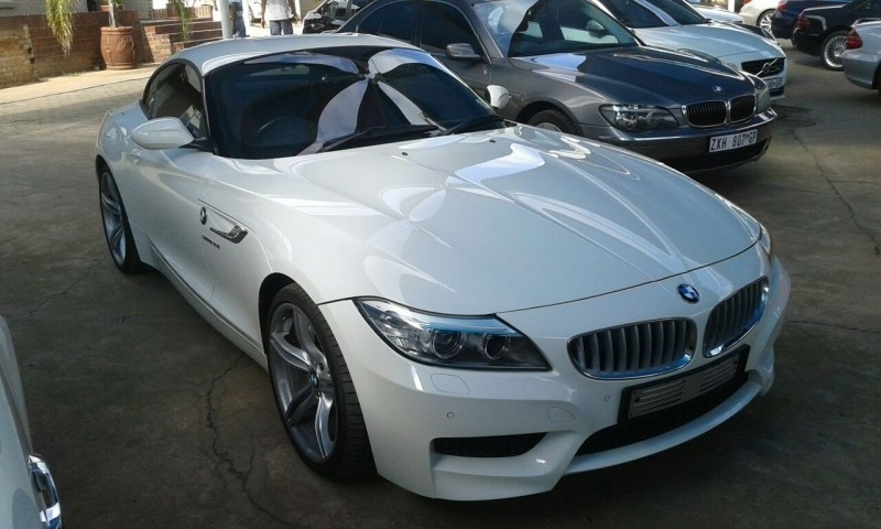used bmw z4 sdrive35i design a t for sale in gauteng id 2899096. Black Bedroom Furniture Sets. Home Design Ideas