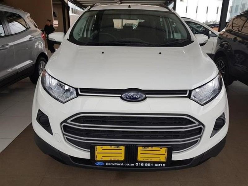 used ford ecosport 1 5tdci trend for sale in gauteng id 2900094. Black Bedroom Furniture Sets. Home Design Ideas