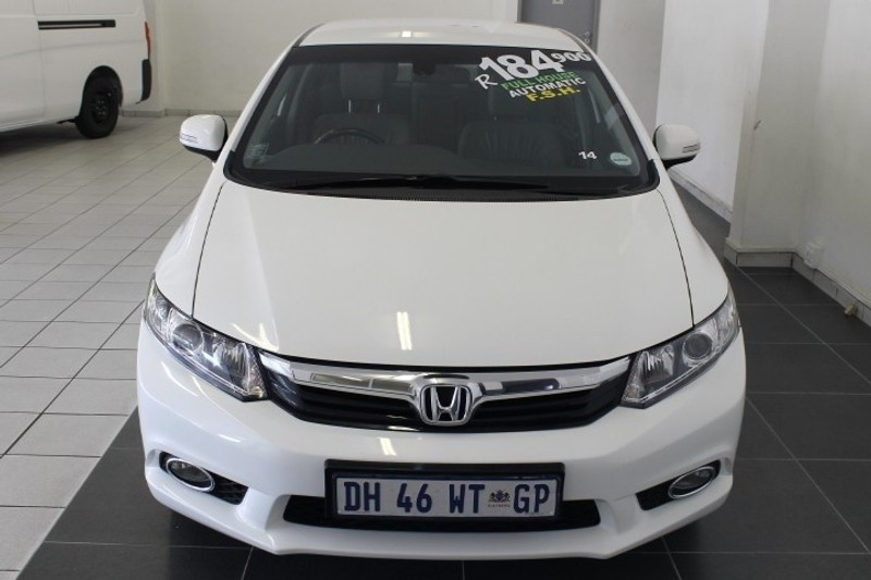 Used honda civic 1 8 executive a t for sale in gauteng for Used honda civic for sale under 5000