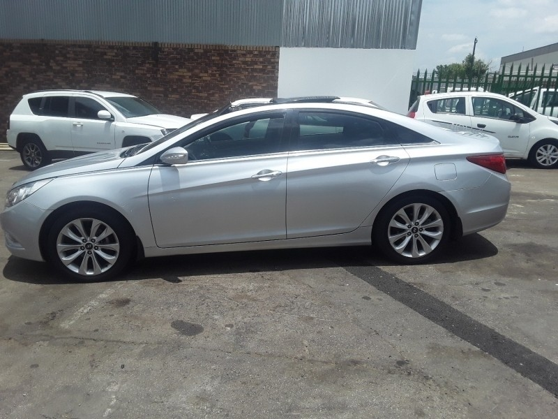 Used Hyundai Sonata 2 4 Gls Executive A T For Sale In Gauteng Cars Co Za Id 2900258