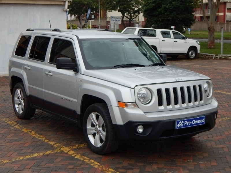 Used Jeep Patriot 2.4 Limited Cvt A/t for sale in Kwazulu ...