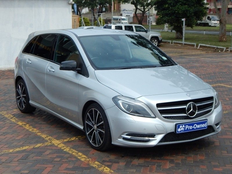Used Mercedes Benz B Class B 200 Auto For Sale In Kwazulu