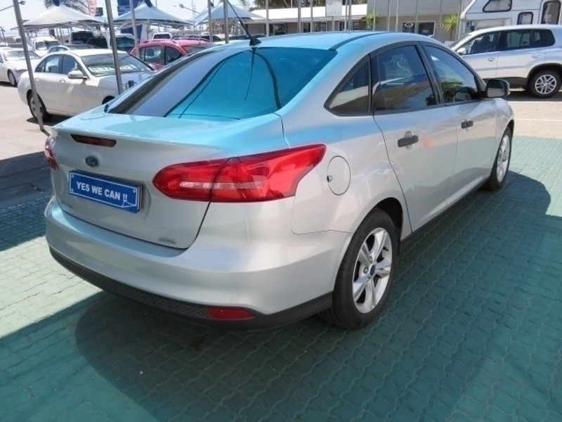 Used Ford Focus 1 0 Ecoboost Ambiente For Sale In Western