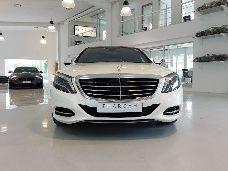 Used mercedes benz s class s 500 l for sale in gauteng for Mercedes benz s class used for sale