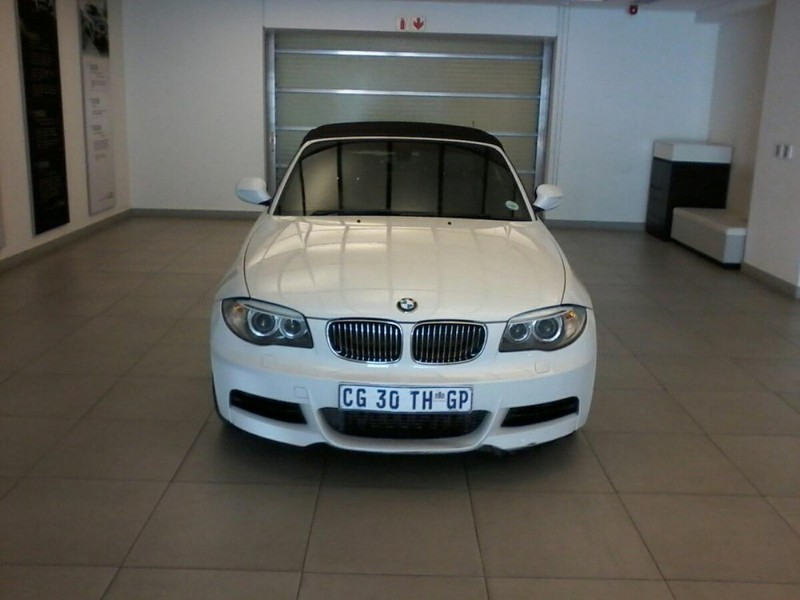 used bmw 1 series 135i convertible a t for sale in gauteng id 2901694. Black Bedroom Furniture Sets. Home Design Ideas