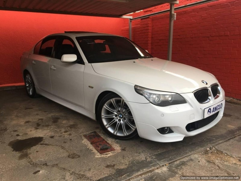 used bmw 5 series 523i sport a t e60 for sale in gauteng id 2901904. Black Bedroom Furniture Sets. Home Design Ideas