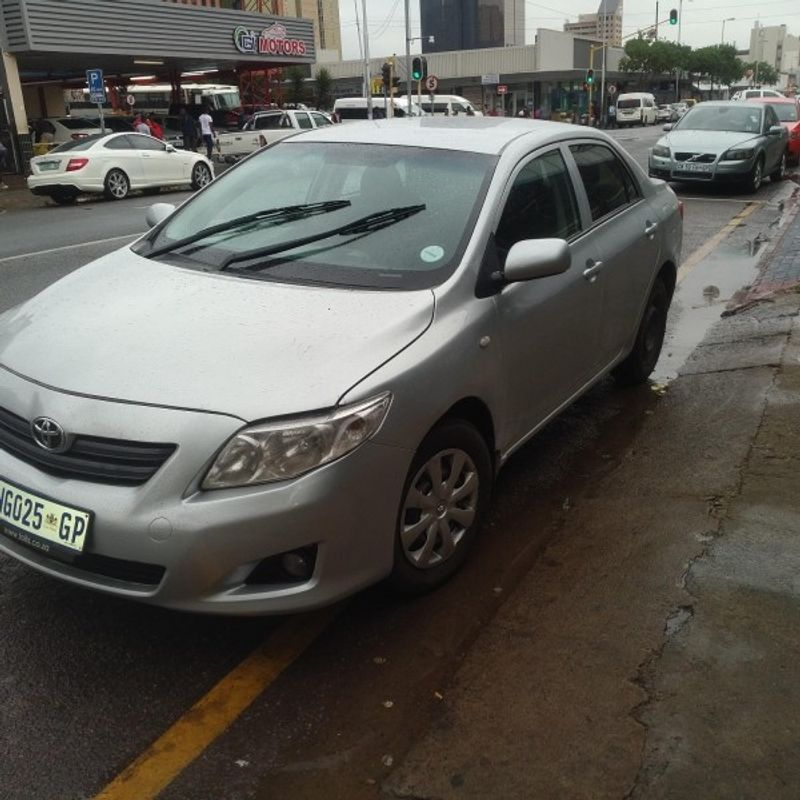 used toyota corolla 1 4 professional for sale in gauteng id 2901954. Black Bedroom Furniture Sets. Home Design Ideas