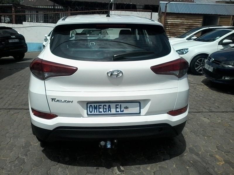 Used Hyundai Tucson 2 0 Premium Auto For Sale In Gauteng