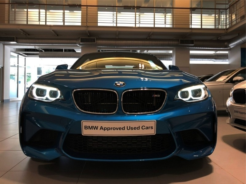 used bmw m2 m dct low km 39 s for sale in western cape id 2903352. Black Bedroom Furniture Sets. Home Design Ideas