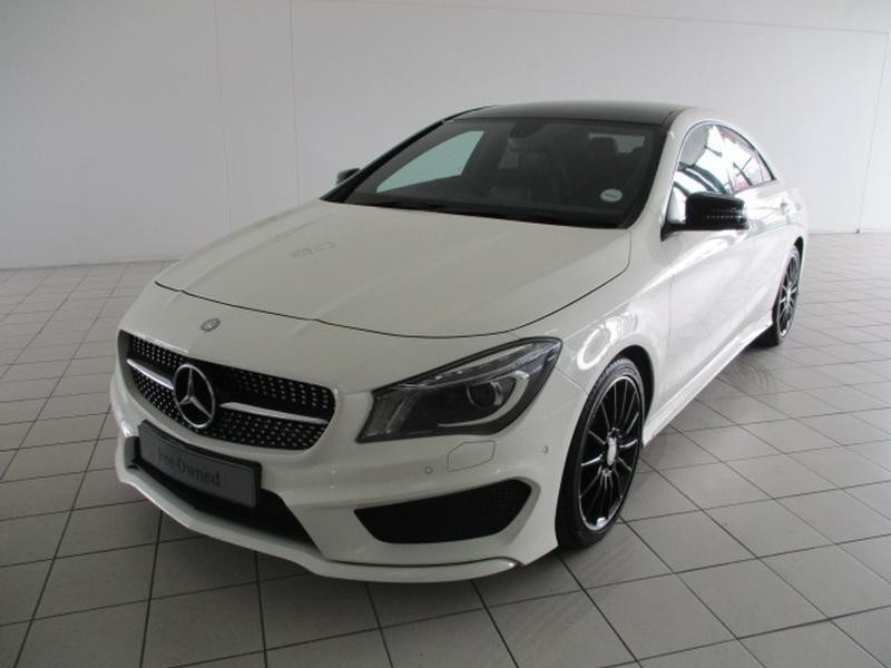 Used mercedes benz cla class cla220 cdi auto for sale in for Used mercedes benz cla class for sale
