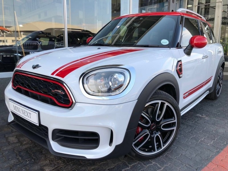 used mini countryman john cooper works countryman for sale in gauteng id 2905178. Black Bedroom Furniture Sets. Home Design Ideas