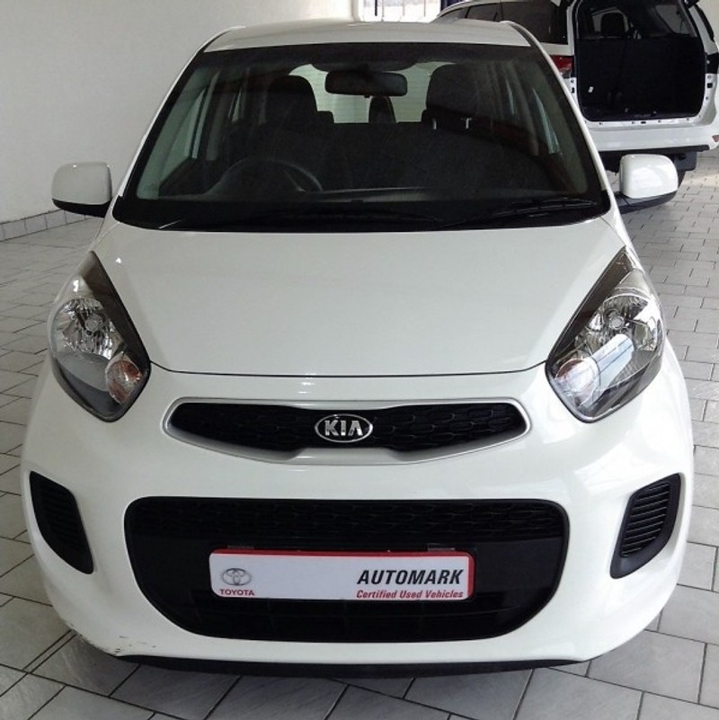 Used Kia Picanto 1.0 LS For Sale In Gauteng