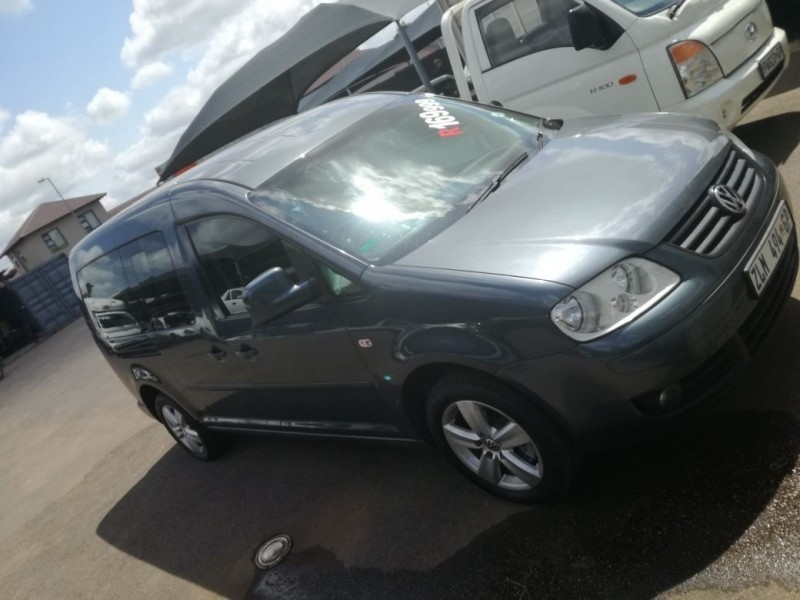 used volkswagen caddy maxi 1 9 tdi trendline for sale in gauteng id 2905520. Black Bedroom Furniture Sets. Home Design Ideas