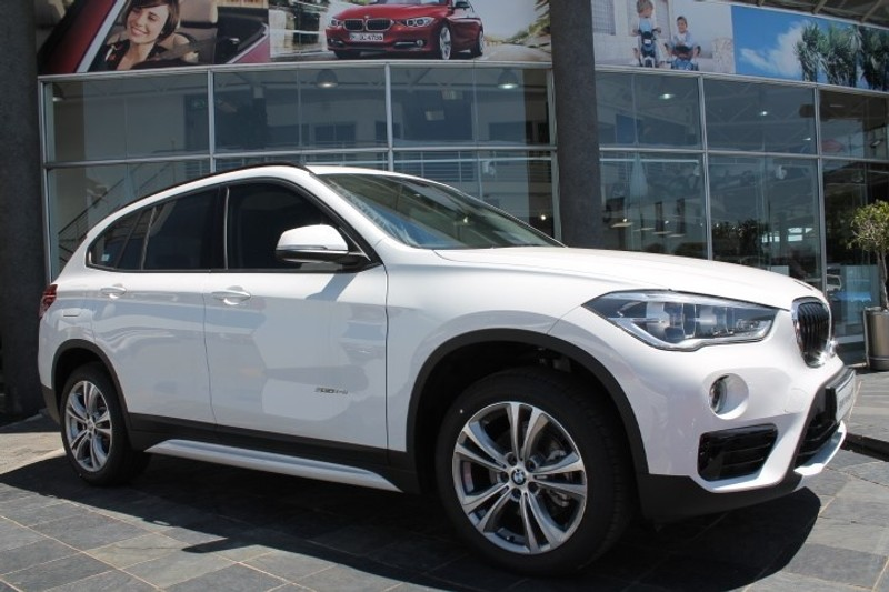 used bmw x1 sdrive18i sport line auto for sale in gauteng. Black Bedroom Furniture Sets. Home Design Ideas