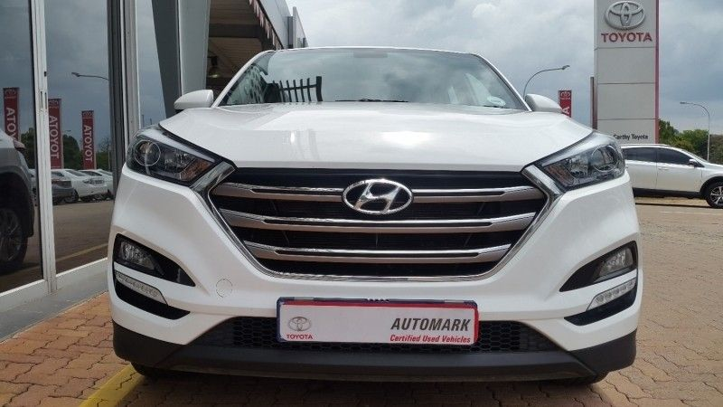 Used Hyundai Tucson 2 0 Premium For Sale In Gauteng Cars