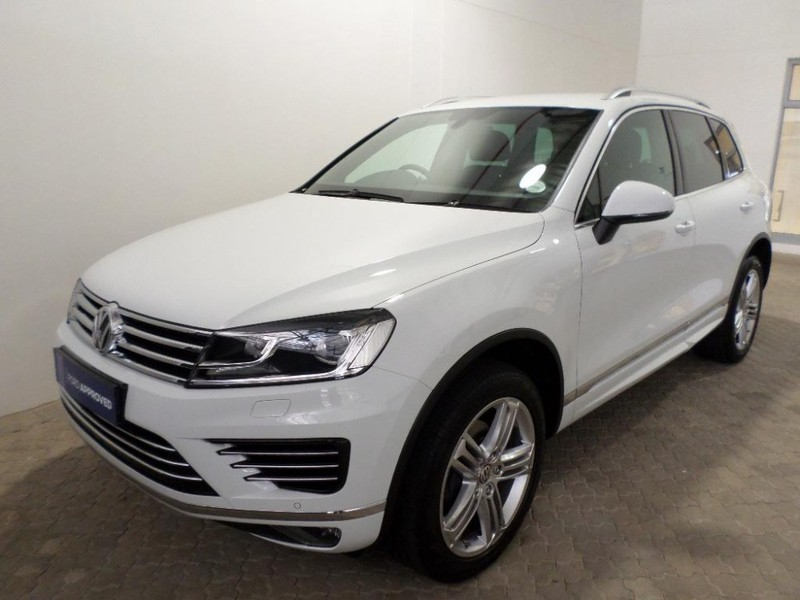 used volkswagen touareg gp 3 0 v6 tdi luxury tip for sale in western cape id 2906892. Black Bedroom Furniture Sets. Home Design Ideas