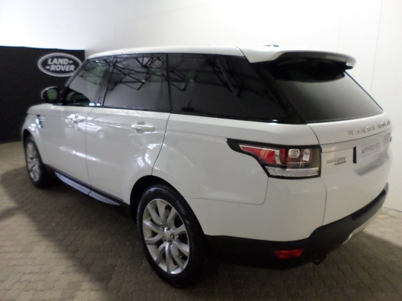 Used Land Rover Range Rover Sport 3 0 Sdv6 Hse For Sale In