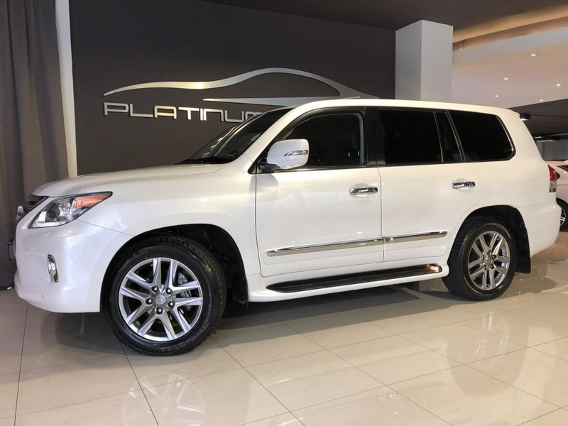 used lexus lx 570 for sale in gauteng id 2906926. Black Bedroom Furniture Sets. Home Design Ideas