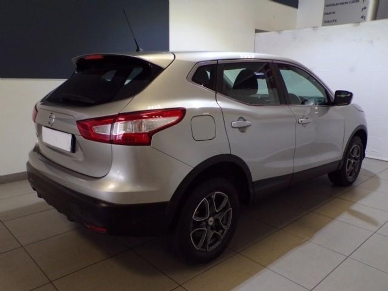 used nissan qashqai 1 2t visia for sale in kwazulu natal id 2907122. Black Bedroom Furniture Sets. Home Design Ideas