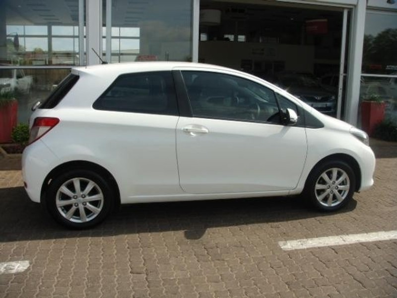Used Toyota Yaris 1 3 Xs 3dr For Sale In Limpopo