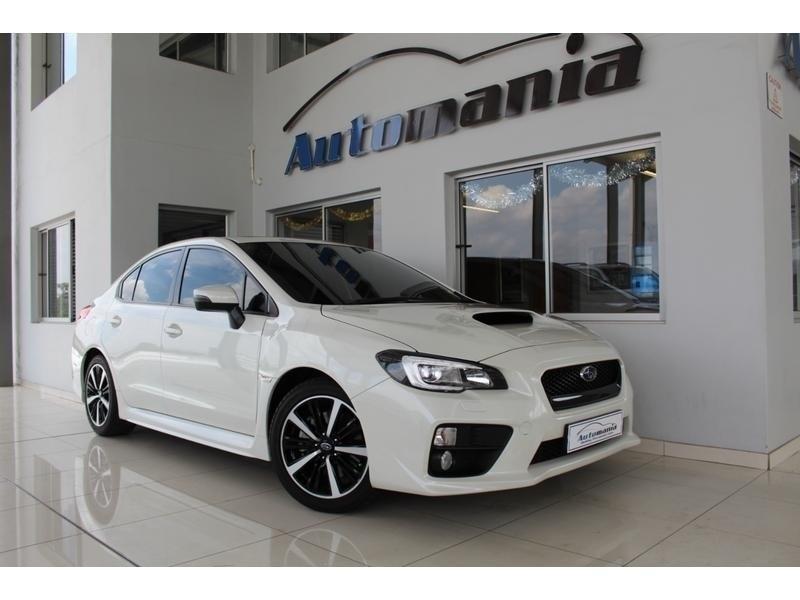 Used subaru wrx 2015 subaru wrx premium auto for sale in for Subaru motors finance payments