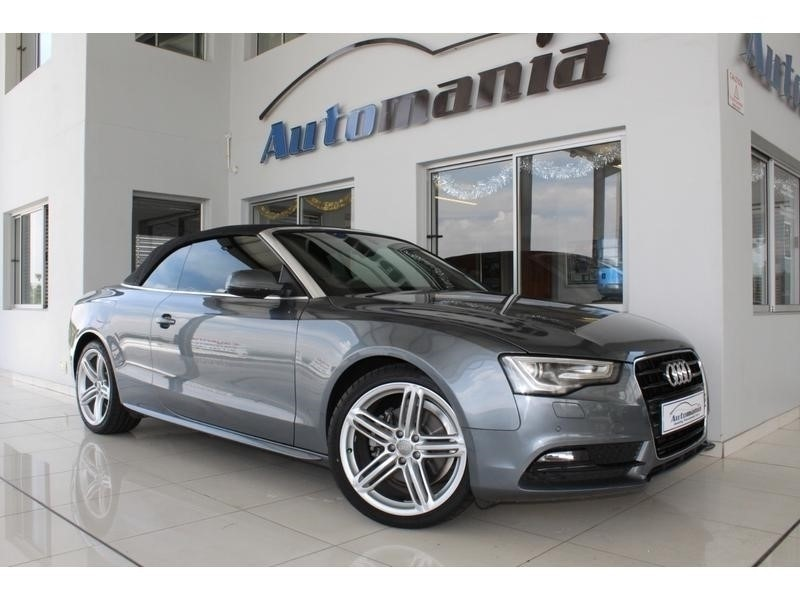 used audi a5 2013 audi a5 cabriolet 2 0tdi se for sale in gauteng id 2907646. Black Bedroom Furniture Sets. Home Design Ideas