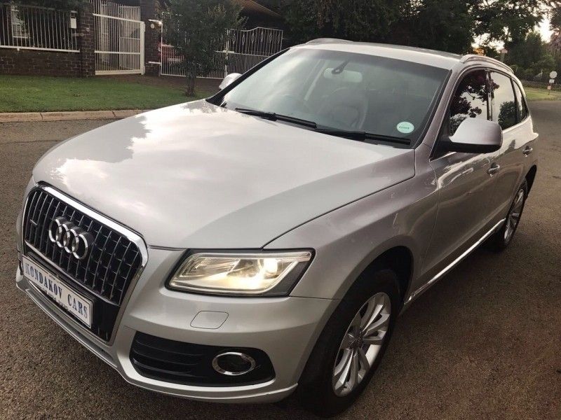 used audi q5 2 0 tdi quattro for sale in gauteng id 2907720. Black Bedroom Furniture Sets. Home Design Ideas