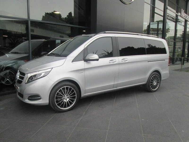 Used mercedes benz v class v250 bluetech auto for sale in for Mercedes benz v class for sale