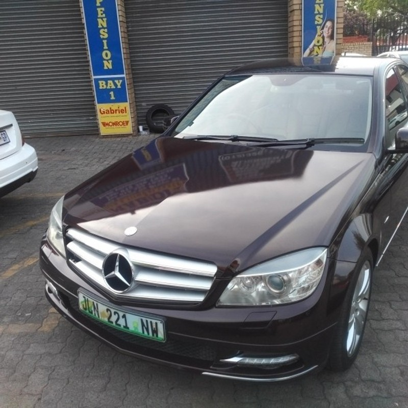 Used mercedes benz c class c 200 avantgarde for sale in for Mercedes benz c class sale