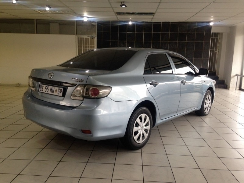 used toyota corolla 2014 quest 1 6 for sale in gauteng id 2908278. Black Bedroom Furniture Sets. Home Design Ideas