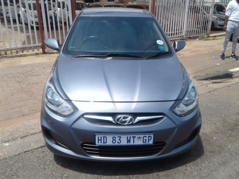 Used Hyundai Accent 1 6 Gl For Sale In Gauteng