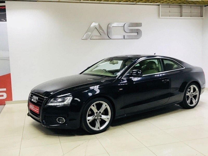 used audi a5 3 2 quattro s tronic s line 98000kms for sale in gauteng id 2908390. Black Bedroom Furniture Sets. Home Design Ideas
