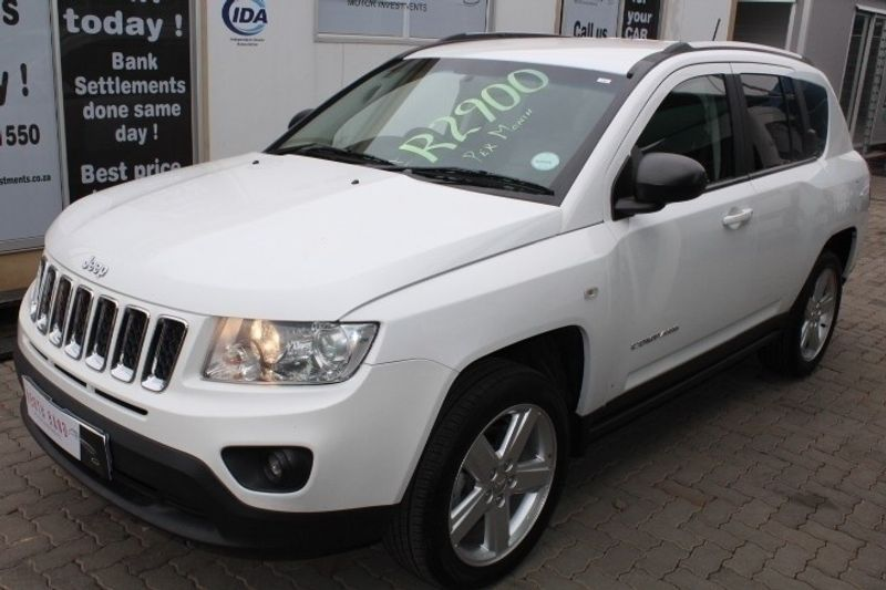 used jeep compass 2 0 limited for sale in gauteng id 2908922. Black Bedroom Furniture Sets. Home Design Ideas