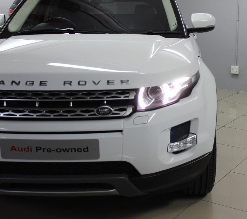 Used Land Rover Evoque 2.2 Sd4 Prestige For Sale In