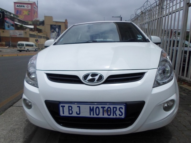 Used Hyundai I20 1 4 Fluid For Sale In Gauteng