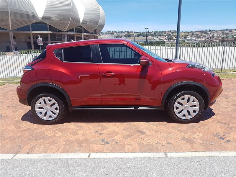 Used Nissan Juke 1 2t Acenta For Sale In Eastern Cape