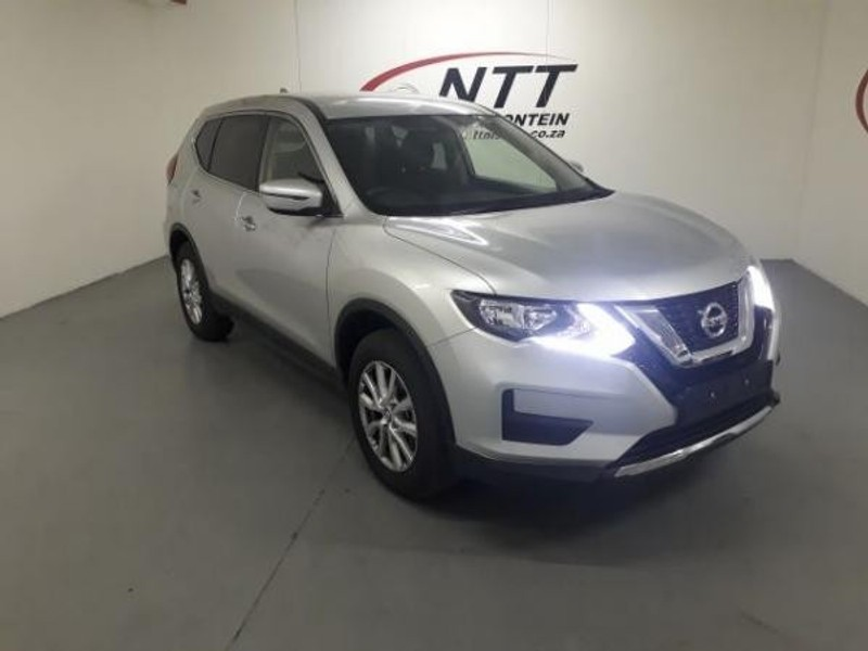 used nissan x trail 2 0 visia for sale in free state id 2911222. Black Bedroom Furniture Sets. Home Design Ideas