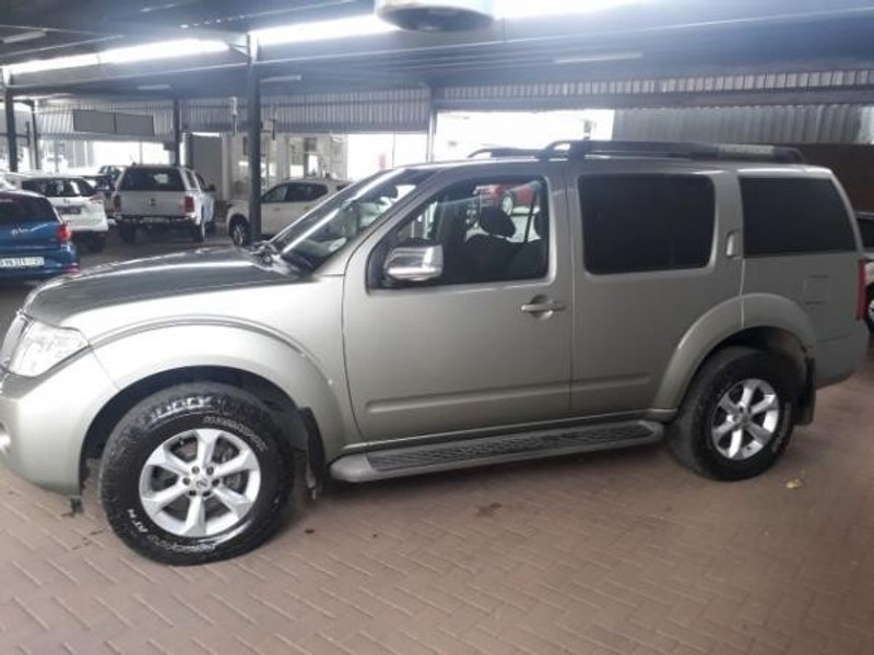 Used Nissan Pathfinder 2 5 Dci Se For Sale In Free State
