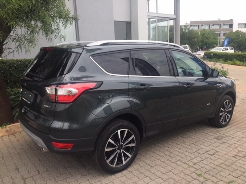 used ford kuga 2 0 tdci trend powershift for sale in. Black Bedroom Furniture Sets. Home Design Ideas