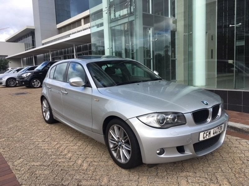 used bmw 1 series 120d m sport 5 door auto for sale in western cape id 2914164. Black Bedroom Furniture Sets. Home Design Ideas