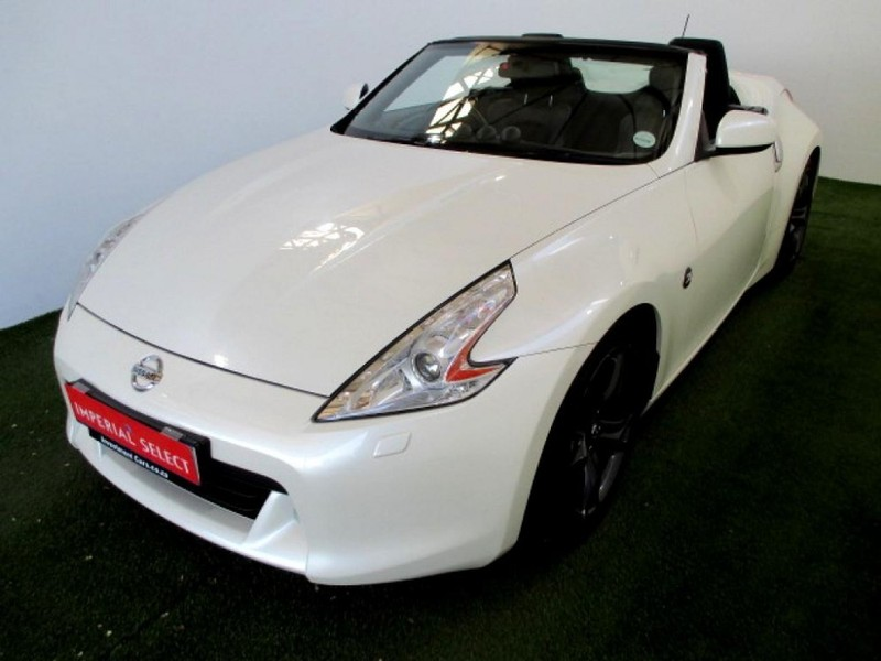 used nissan 370z roadster a t for sale in gauteng id 2914184. Black Bedroom Furniture Sets. Home Design Ideas