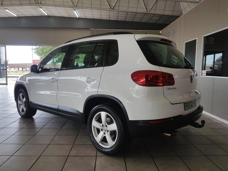Used Volkswagen Tiguan 2 0 Tdi B Mot Trend Fun For Sale In