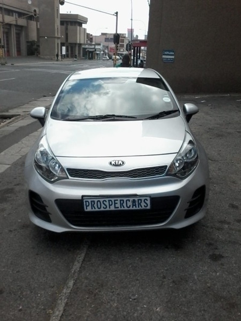used kia rio 1 2 5dr for sale in gauteng id. Black Bedroom Furniture Sets. Home Design Ideas