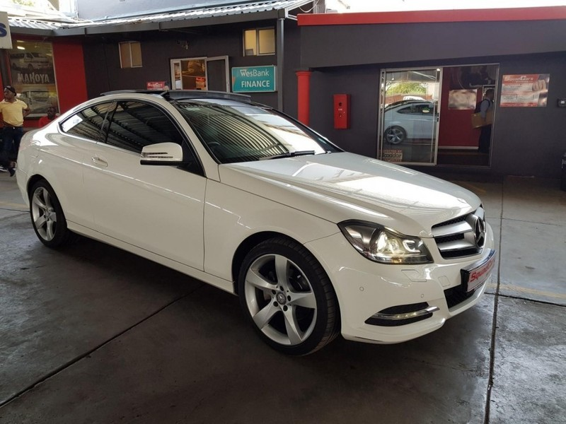 used mercedes benz c class c250 cdi be coupe a t for sale in gauteng id 2916048. Black Bedroom Furniture Sets. Home Design Ideas