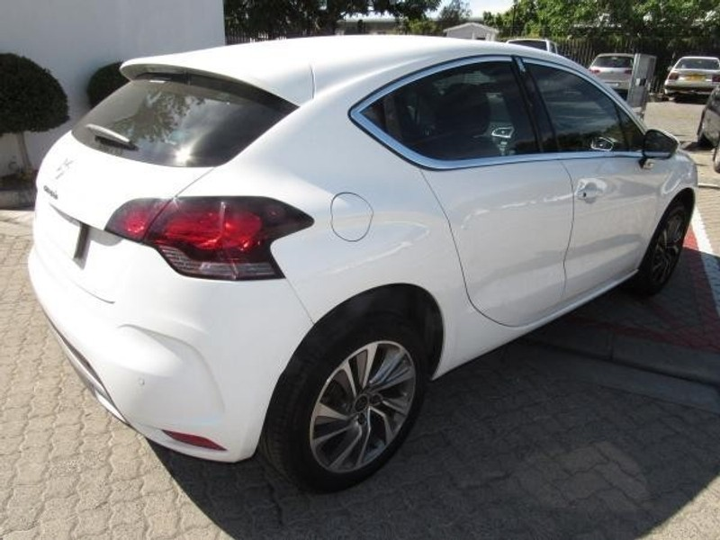 used citroen ds4 1 6 vti 120 style 5dr for sale in western cape id 2916340. Black Bedroom Furniture Sets. Home Design Ideas