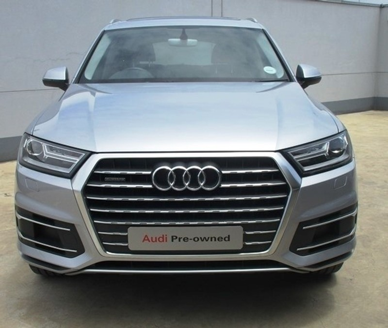 Used Audi Q7 Audi Q7 3.0 TDI V6 QUATTRO TIP For Sale In